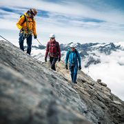 Climb the summit of the Kitzsteinhorn with mountain guides | © Zell am See-Kaprun Tourismus
