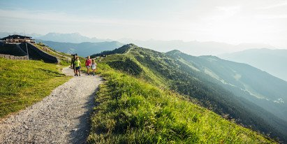 A mountain as an adventure playground for kids in Zell am See | © Schmittenhöhe