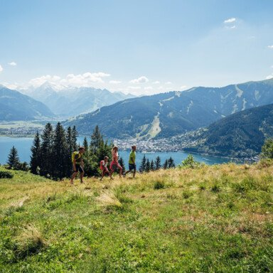 Children-friendly hikes in the region of Zell am See-Kaprun | © Zell am See-Kaprun Tourismus
