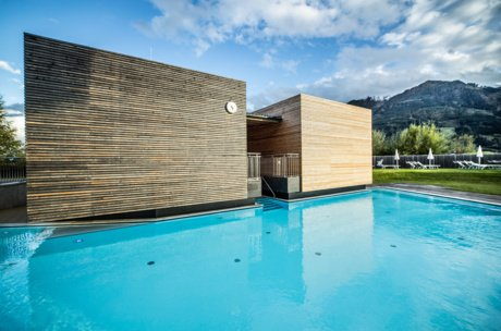 Sauna during your holiday in Austria   © TAUERN SPA