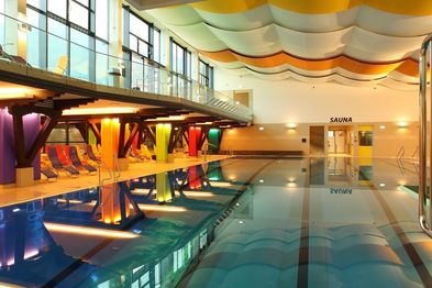 Indoor swimming pool in Zell am See-Kaprun   © Freges Zell am See