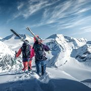 freeriding at the Kitzsteinhorn - freedom on 3000 m | © Kitzsteinhorn