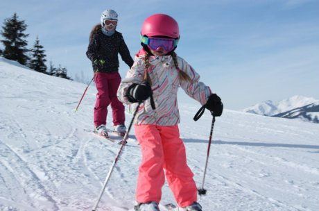 snow parks for skiing with kids in Zell am See-Kaprun | © Kitzsteinhorn