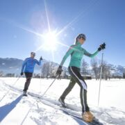 prepered slopes perfect for Cross Country Skiing | © Faistauer Photography