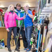 Rent your skis convenient | © Zell am See-Kaprun Tourismus GmbH