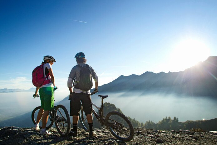 Summer holidays with biking in Zell am See-Kaprun | © Markus Greber