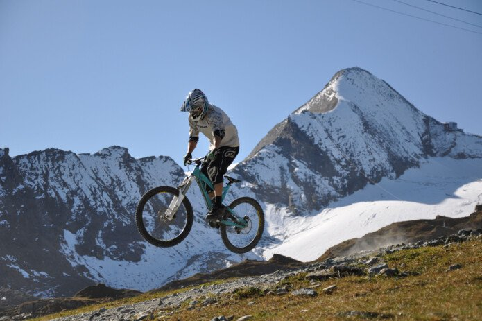 3 Freeride Trails  | © Kitzsteinhorn