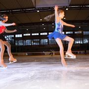 indoor ice rink in the leisure center | © FREGES Zell am See