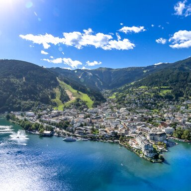 Zell am See, lake mountain and city | © Faistauer Photography