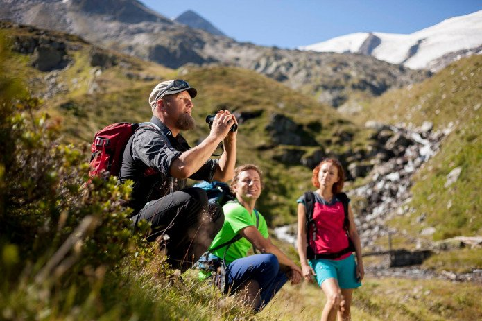 national park ranger guides in the holiday region High Tauern | © Nationalpark Hohe Tauern Martin Lugger
