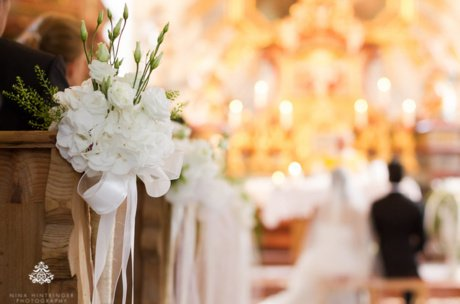 to have a church wedding in Zell am See-Kaprun | © Schloss Prielau