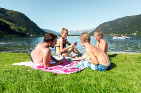 Family Time in Zell am See-Kaprun | © Zell am See-Kaprun Tourismus