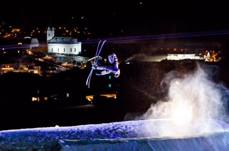 Night Show Kaprun | © EXPA Pictures