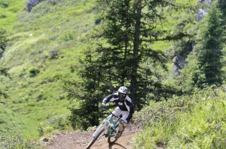 downhill and mountainbike in Zell am See-Kaprun