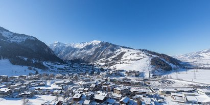 Kaprun in winter | © Zell am See-Kaprun Tourismus