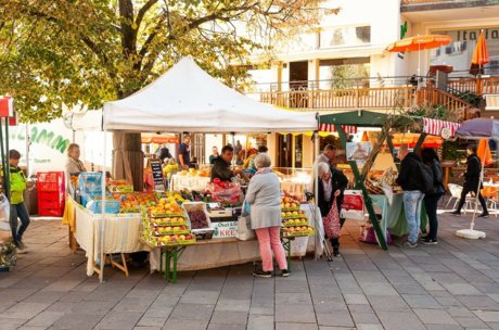 Stadtmarkt Zell am See | ©  Stadtmarketing Zell am See e.V.