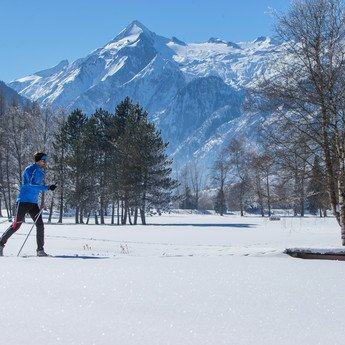 Cross-country skiing during your winter holiday in Zell am See-Kaprun | © Zell am See-Kaprun Tourismus GmbH