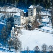 The Kaprun Castle: a special point of interest in Zell am See-Kaprun | © Christian Mairitsch