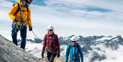 Guided summit tour to the Kitzsteinhorn peak | © Zell am See-Kaprun Tourismus