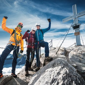 Guided tour to the Kitzsteinhorn summit | © Kitzsteinhorn