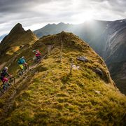 Outstanding bike tours at Kitzsteinhorn | © Schultheiss