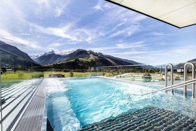 Enjoying summer days at Tauern Spa | © Tauern Spa