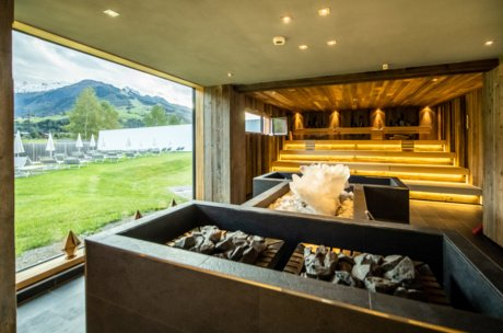 Wellness & Sauna in Zell am See-Kaprun | © TAUERN SPA