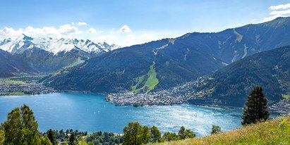Summer holiday in Austria | © Zell am See-Kaprun Tourismus/ Faistauer Photography