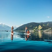 Water sports in Austria | © Zell am See-Kaprun Tourismus