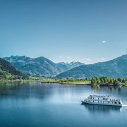 Boat trip: Summer holiday in Zell am See-Kaprun | © Schmittenhöhe
