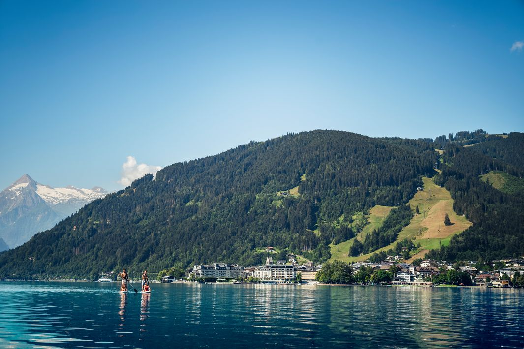 Aqua fun and holiday in Austria | © Zell am See-Kaprun Tourismus