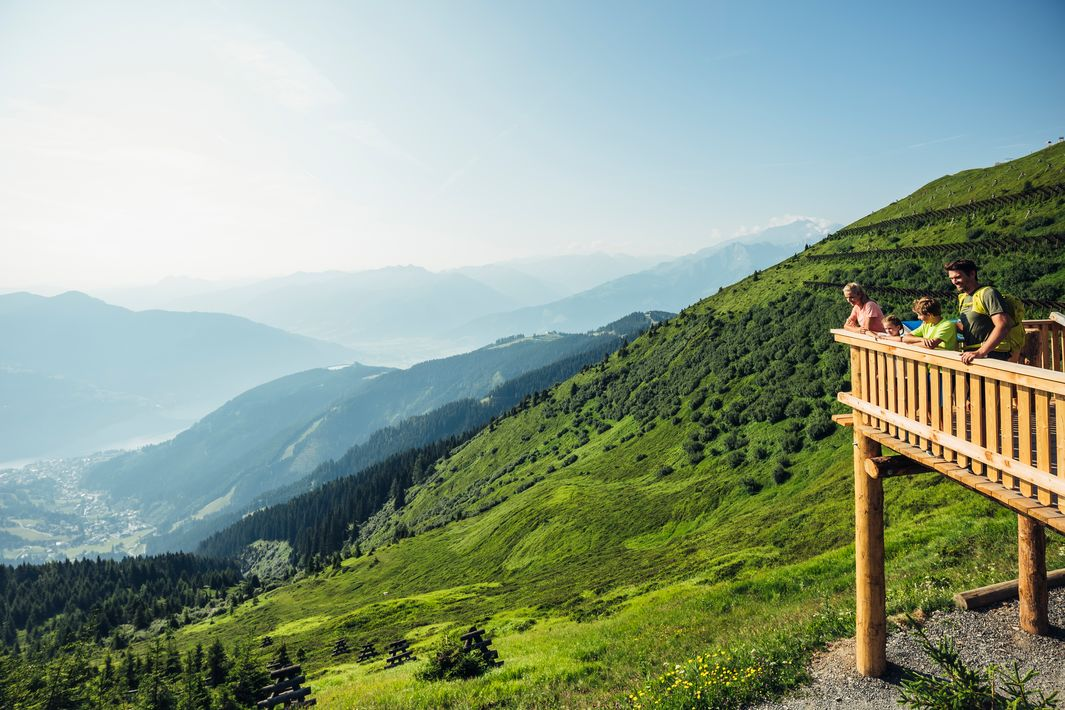 Hiking holiday in Austria | © Zell am See-Kaprun Tourismus