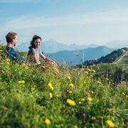 Hiking in wonderful nature | © Zell am See-Kaprun Tourismus