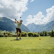 Golf holiday: courses in Austria | © SalzburgerLand