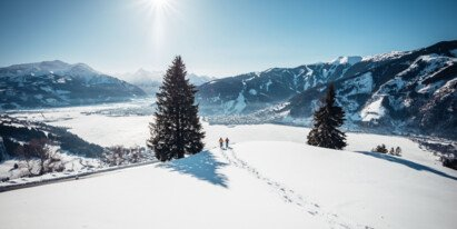 Winter hike in Austria | © Zell am See-Kaprun Tourismus