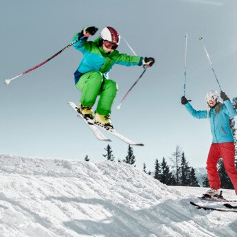 jump on one of the longest funslopes of the world | © Schmittenhöhe/Felsch