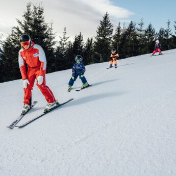 Ski instructor | Ski schools in your winter holiday | © Zell am See-Kaprun Tourismus