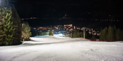 Night skiing in your winter holiday in Austria | © Zell am See-Kaprun, Christian Mairitsch