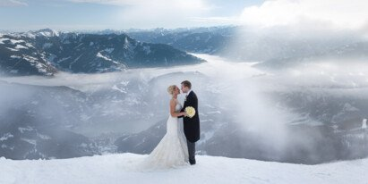 Winter wedding in Austria | © Schloss Prielau