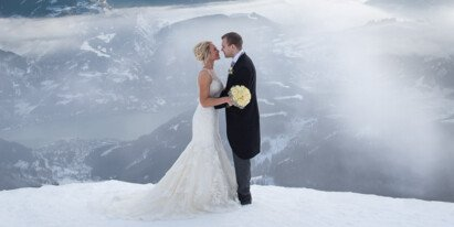 Getting married in winter in SalzburgerLand | © Schloss Prielau