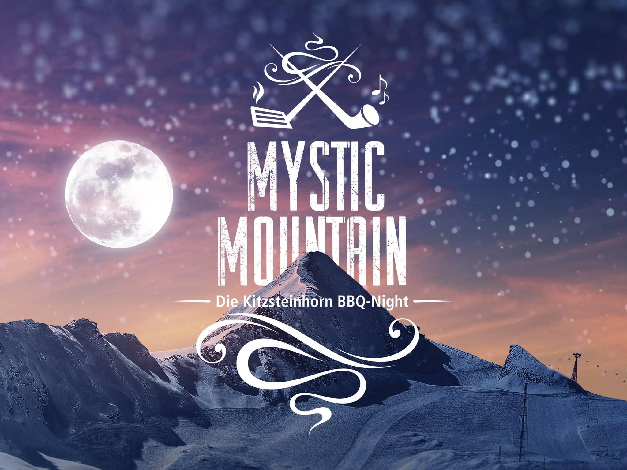 Mystic Mountain - Kitzsteinhorn BBQ Night - 12.02.2021, ab 17:30 Uhr