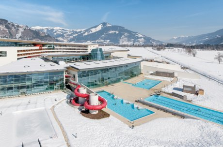 Pools, wellness and more: Winter holiday in Zell am See-Kaprun | © TAUERN SPA Zell am See-Kaprun