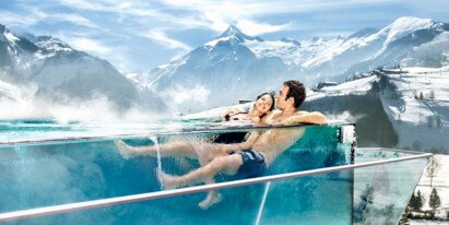 Wellness & Relaxation: winter holidays | © TAUERN SPA Zell am See-Kaprun