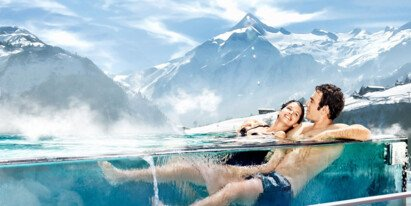 Romantic holidays in Austria | © TAUERN SPA Zell am See-Kaprun