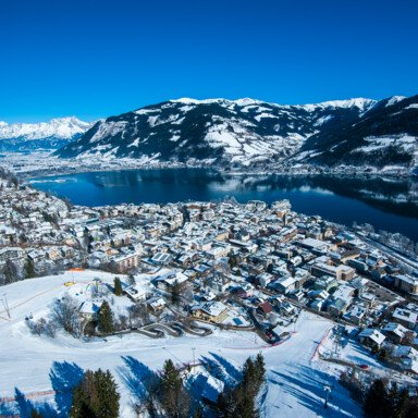 Zell am See-Kaprun from above | © Christian Mairitsch