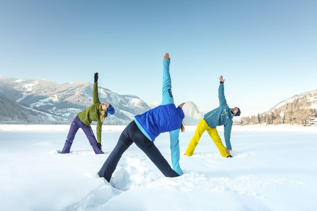 Winter-Yoga