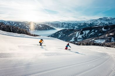 Winter holidays in Austria | © Zell am See-Kaprun Tourismus