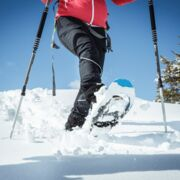 Hiking in winter with snowshoes | © Zell am See-Kaprun Tourismus