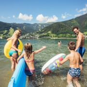 Summer vacation by the lake in Austria | © Zell am See-Kaprun Tourismus