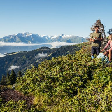 Hiking holiday for two in SalzburgerLand | © Zell am See-Kaprun Tourismus